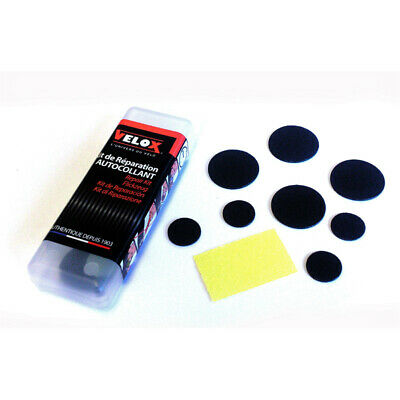 Leeches - Self Adhesive Puncture Repair Patches (8 Pack) • 3.99£
