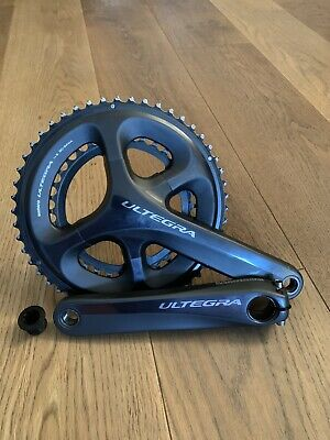 Shimano Ultegra 6800 Chainset -  50/34 Chainrings 175mm (11 Speed) • 45£