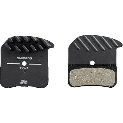 Shimano Saint Disc Brake Pads M820 Replacements H03A Alloy Backed & Cooling Fins • 21.99£