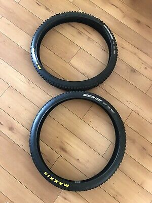 Maxxis Minion DHF Tyres • 19.80£