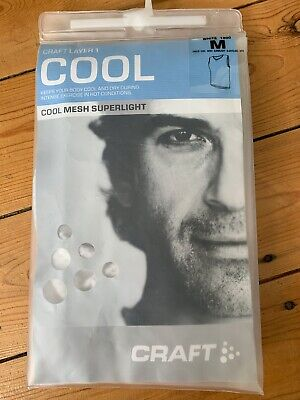 Craft Cool Mesh SuperLight Base Layer - Medium - New In Packaging • 20£