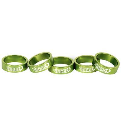 Vocal BMX Alloy Headset Spacer 10mm Green • 1.25£