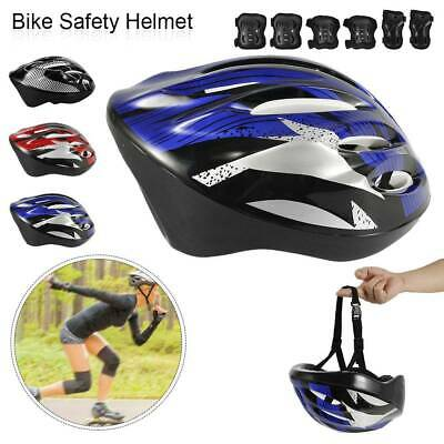 Bike Cycling Bicycle Helmet Adjustable Safe Helmet Sports Adult Unisex 3 Colour • 6.89£