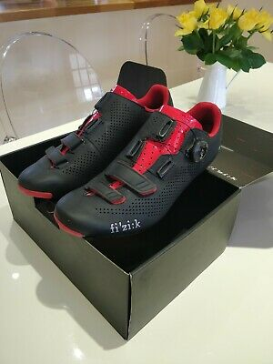 Lovely Pair Of Fizik R4B Road Cycling Shoes • 26£