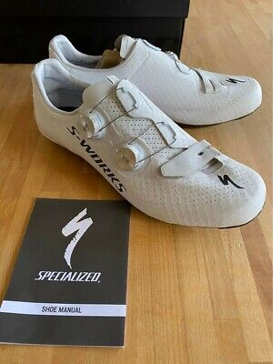 Specialized S-Works 7 Road Shoes, White Size UK10.75 EU45.5, Excellent Condition • 38£