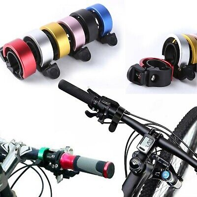 Bicycle Bell Ring Aluminum Alloy Bike MTB Handlebar Alarm Cycling Accessories BR • 3.39£