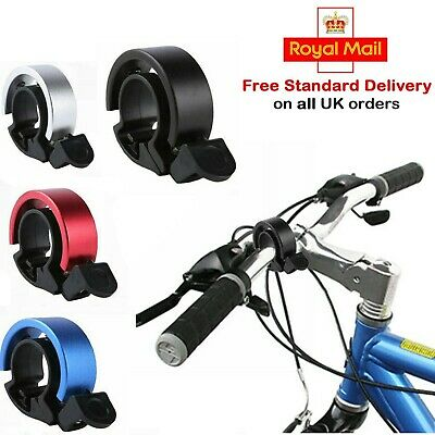 Mini Aluminium Alloy Bike Bell Bike Ring MTB BMX Electric Bike Handlebar Alarm • 2.89£