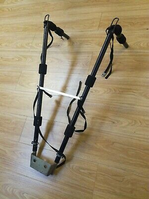 Bicycle Carrier Towball Bracket Mount Used 2 Bikes • 30£