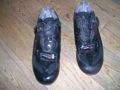Carbon Hrs-100 Cycling Shoes, Uk Size 8.5. • 20£