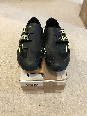 Vintage Italian Jolly Cycling Shoes • 22£