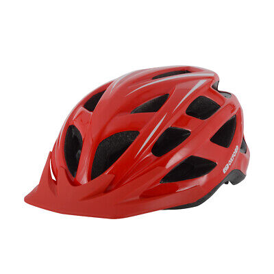 Red Cycle Helmet - Ladies Or Gents - Oxford Talon Adults • 24.99£