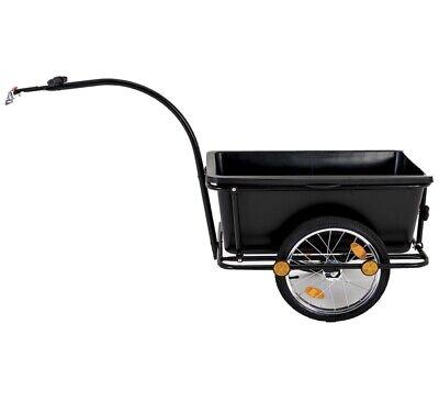 Bike Trailer Balck 90L With Coupling  • 35£