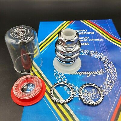 Headset – Vintage 1  Campagnolo Nuovo Record, 1970s - 1980s, Steel, British • 69.99£