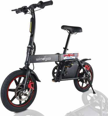 Electric Bike With Pedal Assist  • 392.99£