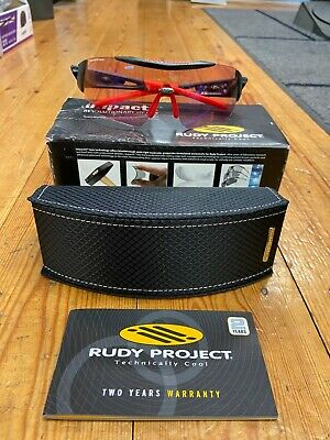 Rudy Project Carbon Mask Cycling Glasses • 16£
