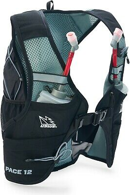 New USWE Pace 12 Hydration Vest Backpack - Running Enduro MTB Cross Country • 79.99£