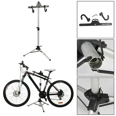 Bike Repair Stand Adjustable Bicycle Cycle Maintenance Mechanic Workstand Rack🔥 • 21.58£