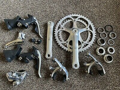 Campagnolo Athena Groupset, Fully Restored • 295£