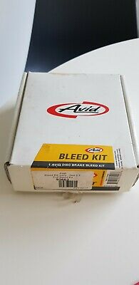 AVID Juicy Disc Brake Bleed Kit • 14.99£