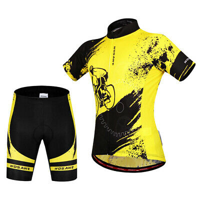 Men  '  S     Cycling     Short     Sleeve     Set     Road     Bike     Short • 25.73£
