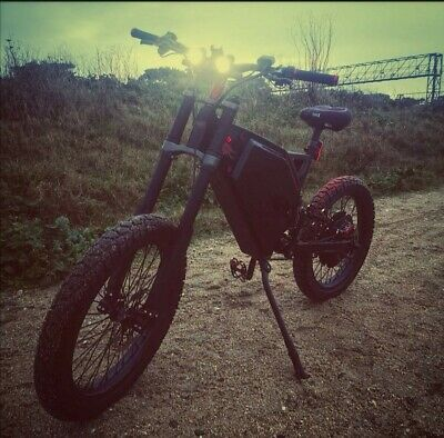 Ebike Stealth Bomber Custom Build Shopping List And Tuition.  • 35£