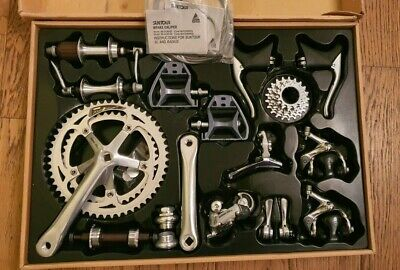 Groupset - Suntour SL, NOS Boxed, Unused, Superbe Pro Era, Stunning, Dia Compe • 599.99£