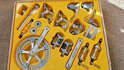 Groupset - Miche, Stunning NOS Boxed, Halley 80s Unused, Campagnolo Record Era,  • 699.99£
