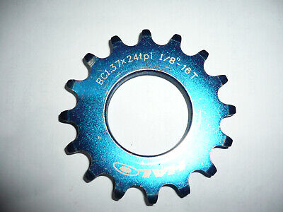 Halo Fixed Gear Track Cog 1/8  16T Fixie Cog Fixed Wheel • 4.99£