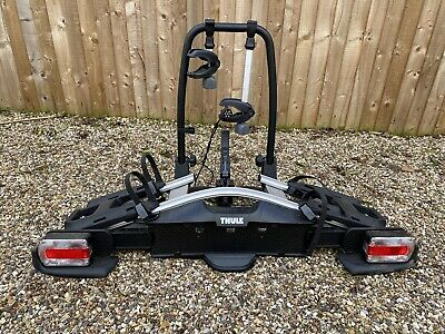 Thule 925 VeloCompact Towbar 2 Bike Cycle Carrier Rack - Only Used Twice • 195£