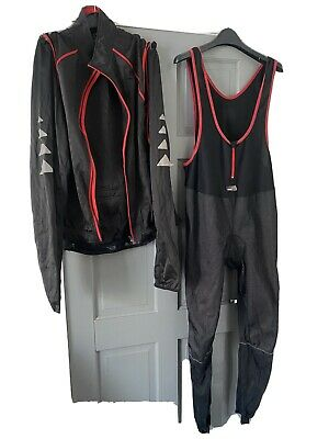Cycling Jacket And Pants Size 40/42 • 50£