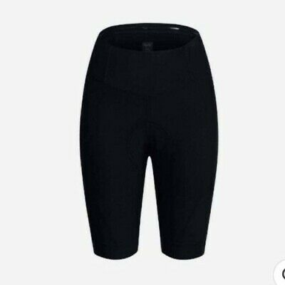 Rapha Core Shorts Women's Black Size S RRP $130 Cycling High Waisted Padded • 80£