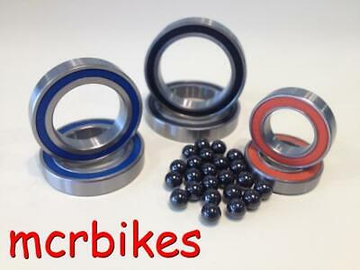 Sealed Bearing Cartridges 18307,15267, 15268,17287,23327 Non Standard Sizes  • 4.49£