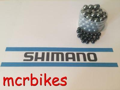 Shimano Bearings Front/ Rear Wheel Hubs Steel/ Ceramic Deore -XTR -Dura Ace Etc • 5.99£