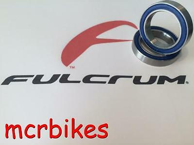 Fulcrum Freehub Bearing Kits (rs-011) Chrome /stainless /hybrid Ceramic ( X2 ) • 7.99£