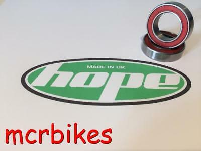 Hope Pro2 & Evo Rear Wheel Hub Bearings & /Or Freehub Chrome /Stainless /Ceramic • 13.99£