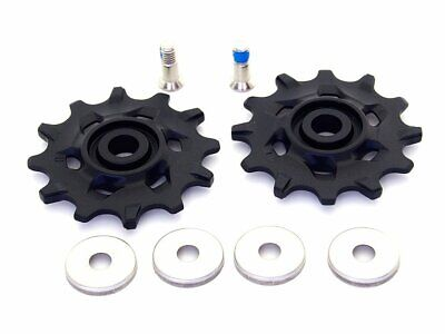 Genuine SRAM APEX 1 NX 11 Speed Rear Derailleur Pulley Kit • 13.71£