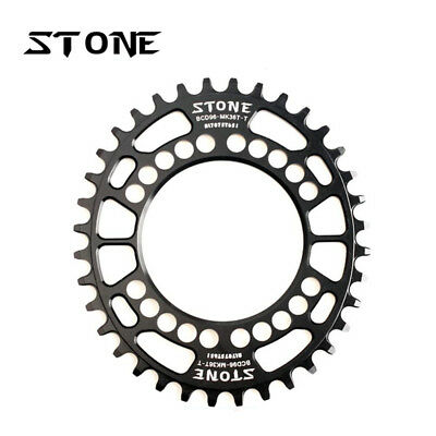 Stone Bike Oval Single Chainring 96BCD For SHIMANO Slx M7000 Xt M8000 M9000 • 36.39£