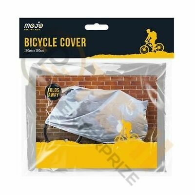 BIKE Cover Moped Scooter Bicycle UV Resistant Rain Protect Waterproof Snow Dust • 3.50£