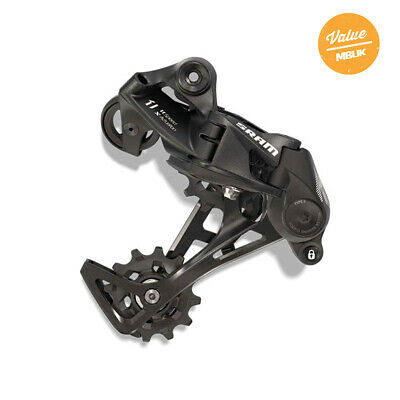 SRAM Rear Derailleur NX Cage Black 11 Speed Long • 68.99£