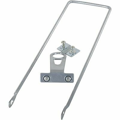 Bobbin Bicycle Cycle Bike Basket Support Silver - 26 Inch • 11.99£