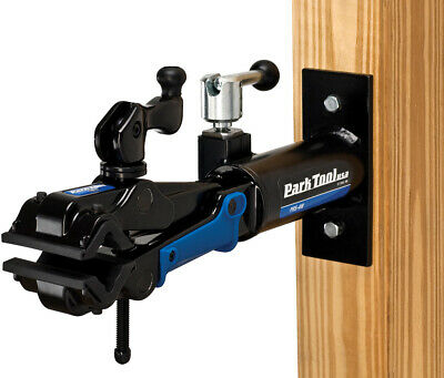 Park Tool Bicycle Bike PRS-4W-2 Deluxe Wall-Mount Repair Stand With 100-3D Clamp • 180.99£