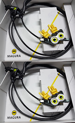 Magura MT7 Pro HC Brakes With Storm HC Or MDR-P Rotors • 340£