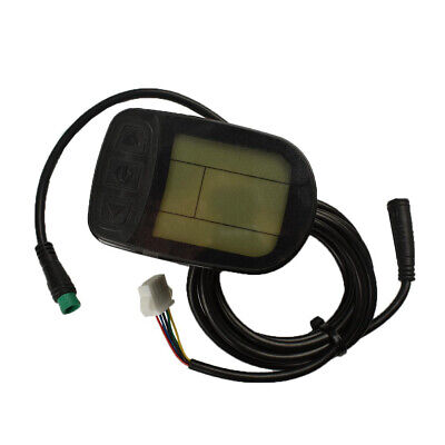 Ebike KT-LCD5 LCD Display Meter Panel For KT Series Controllers 24/36/48V • 42.95£