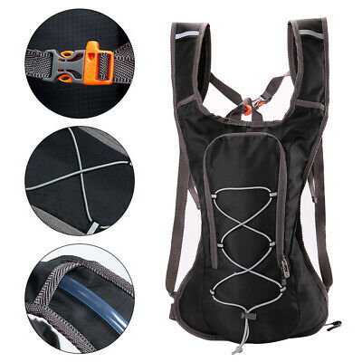 Cycling Backpack Bike Bag Ultralight Pouch Outdoor Hiking Bicycle Rucksack • 10.59£