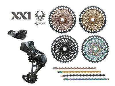2021 SRAM Eagle XX1 AXS Upgrade Kit 10-52 With Cassette And Chain • 1,120£