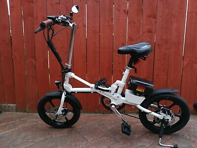Kwikfold Electric Bicycle Bike Used 3 Times Immaculate • 599.99£