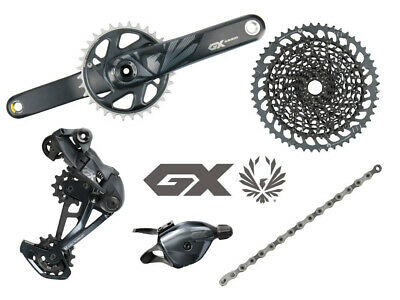 2021 SRAM Eagle GX Carbon Boost Groupset • 575£