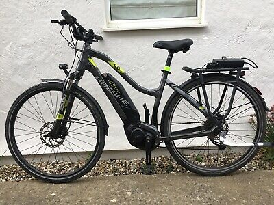Haibike Sduro Trekking 4.0 Yamaha Ebike Electric Mountain Hybrid Bike • 850£