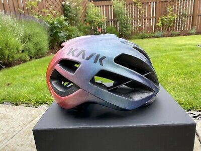 Kask Protone Paul Smith Rainbow Gradient, Cycling Helmet, Limited Edition LARGE • 80£