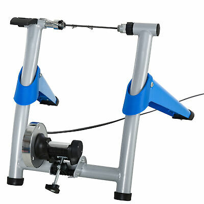 HOMCOM Indoor Bicycle Trainer 8-level Magnetic Resistance Riding Workout • 109.99£